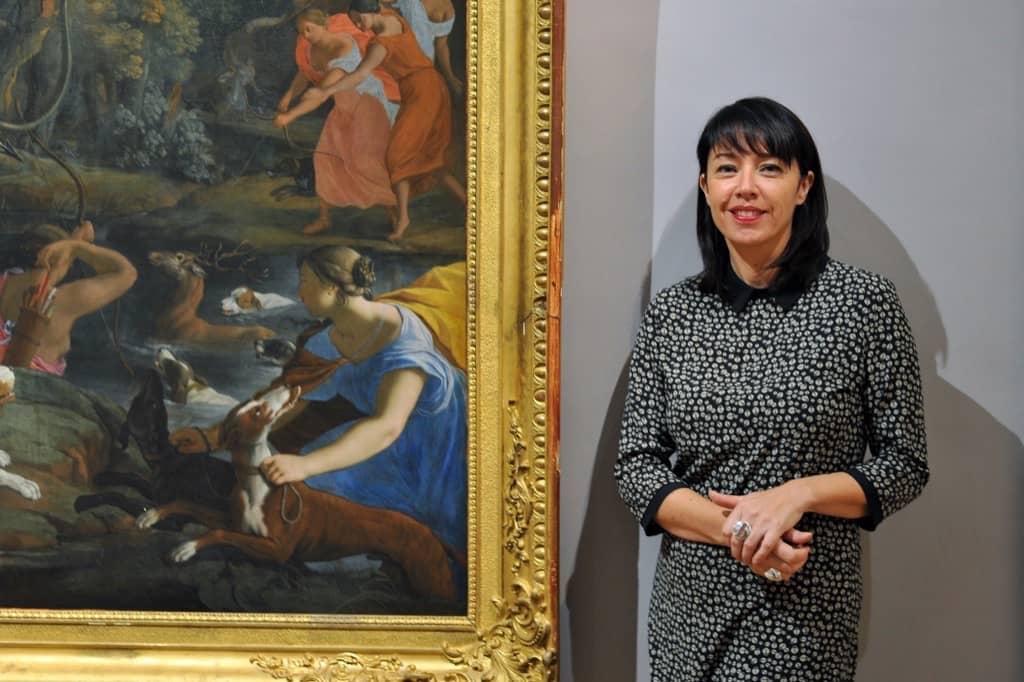 Alice Gandin, Responsable des musées de la ville du Mans