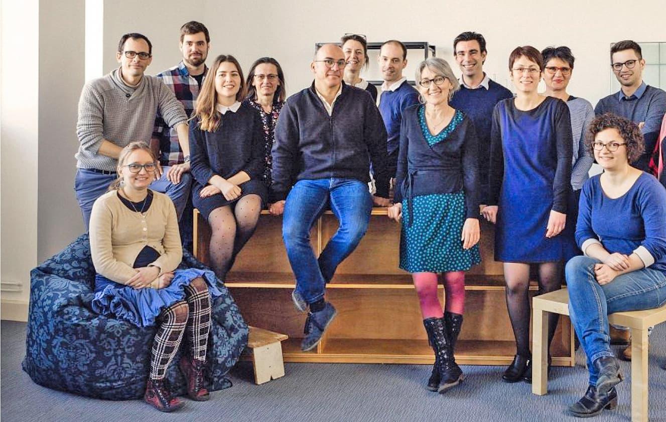 PHARO, les architectes réunis