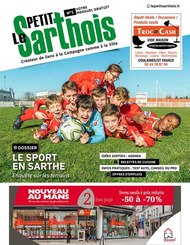 Le Petit Sarthois N°1