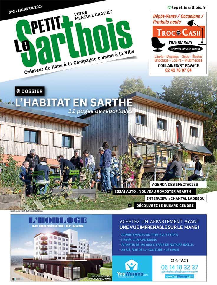 Le Petit Sarthois N°3