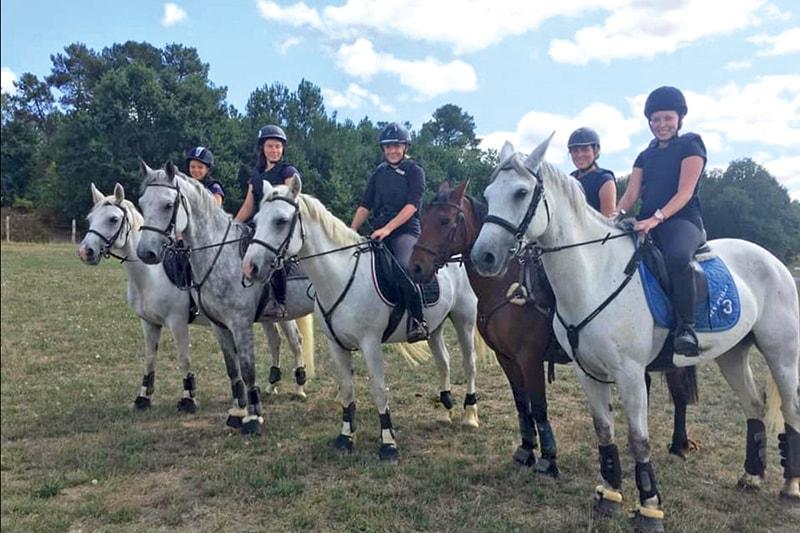 Un poney-Club de haut-niveau encadré par Amélie Treille.